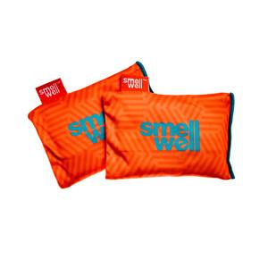 SmellWell Active Inserts Neutralisateurs D'Odeurs Pour Chaussures Et Équipement, orange orange