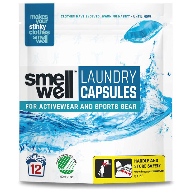 SmellWell Vaskekapsler