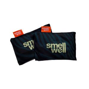 SmellWell Active Freshener Inserts for Shoes and Gear black zebra black zebra
