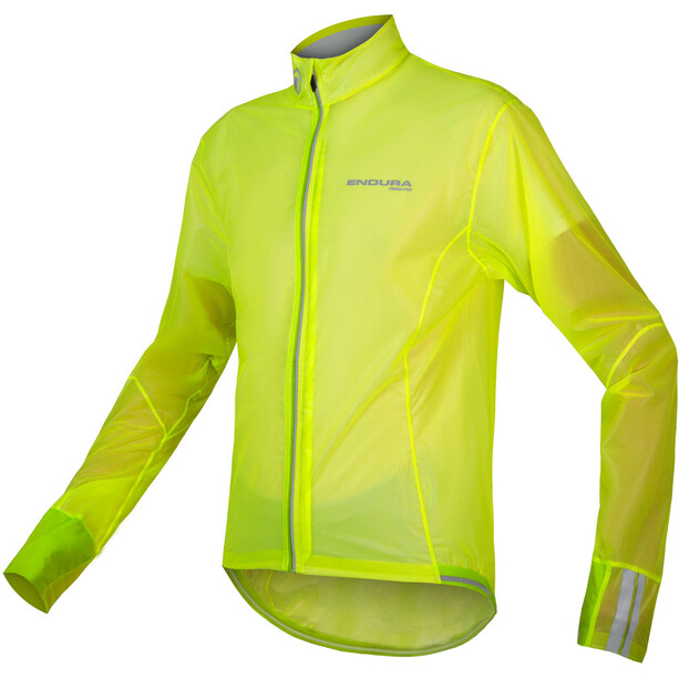 Endura FS260-Pro Adrenaline II Race Cape Homme, neon yellow