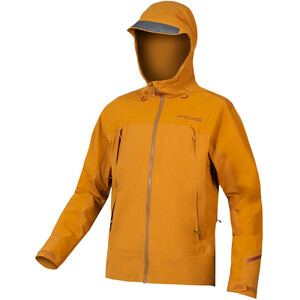 Endura MT500 II Veste Imperméable Homme, orange orange