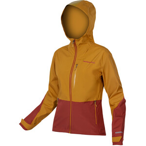 Endura SingleTrack Jacke Damen orange/rot orange/rot