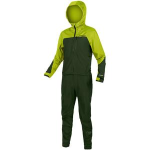 Endura SingleTrack Onesie Herren bilious green bilious green