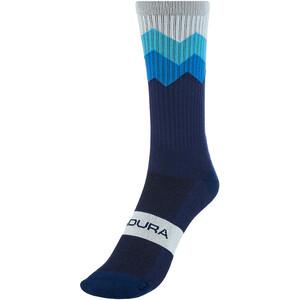Endura Spikes Socken Herren blau blau