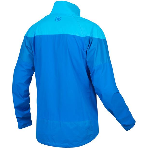 Endura Urban Luminite II Jacke Herren neon blue