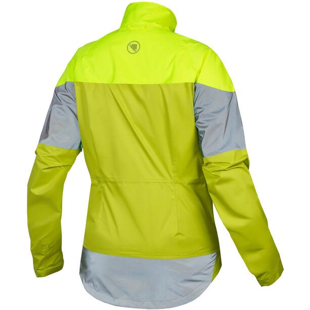 Endura Urban Luminite II Jacke Damen gelb