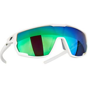 Julbo Rush Spectron 3CF Sunglasses vit/grön vit/grön