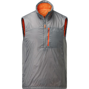 OMM Rotor Vest Men grey grey