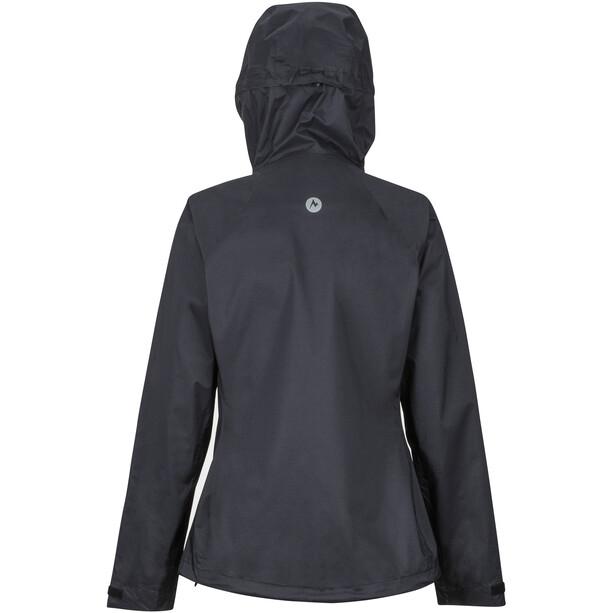 Marmot PreCip Stretch Jacket Women svart