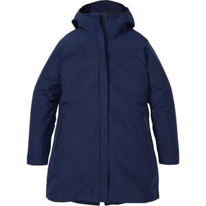 Marmot Bleeker Component jakke Dame Blå Blå
