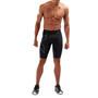 2XU MCS Run Compression Shorts Men black/ black reflective