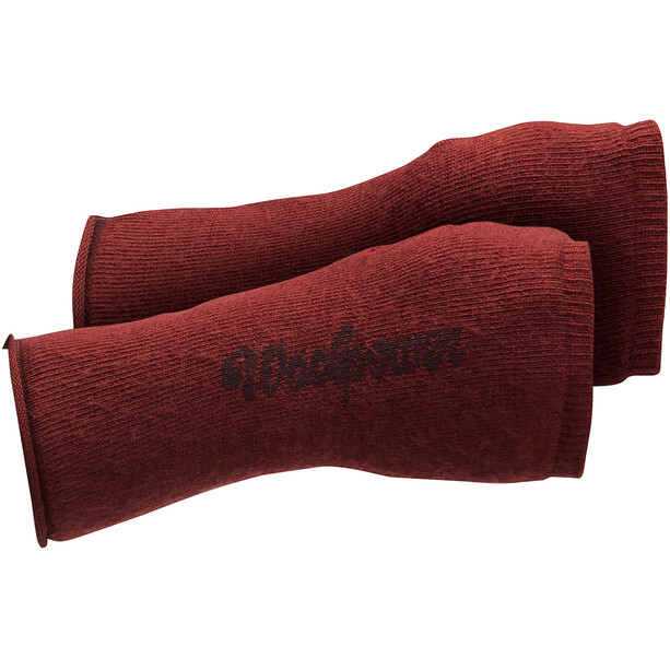 Woolpower 200 Handgelenk-Stulpen rot