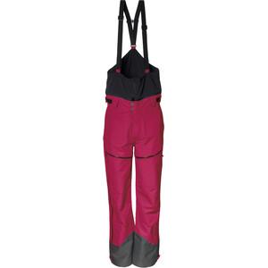 Isbjörn Expedition Hard Shell Pants Youth hibiskus hibiskus