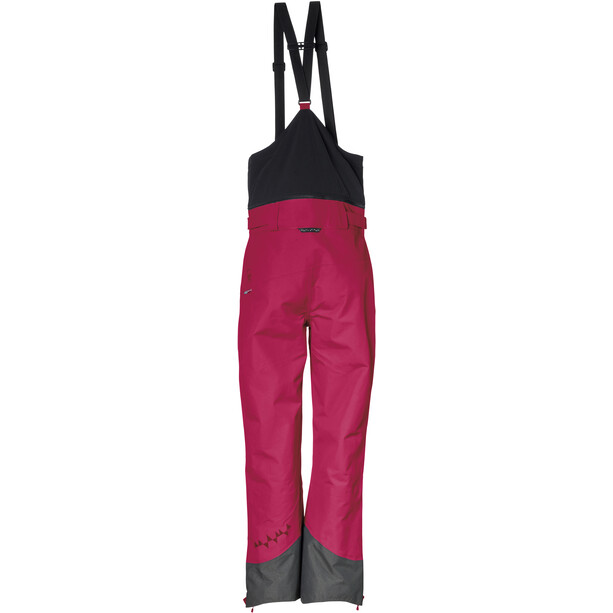 Isbjörn Expedition Hard Shell Pants Youth hibiskus