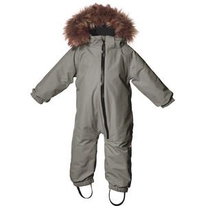 Isbjörn Toddler polstret jumpsuit Småbarn Beige Beige