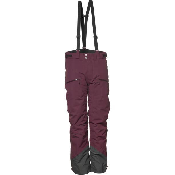 Isbjörn Offpist Ski Pants Youth bordeaux