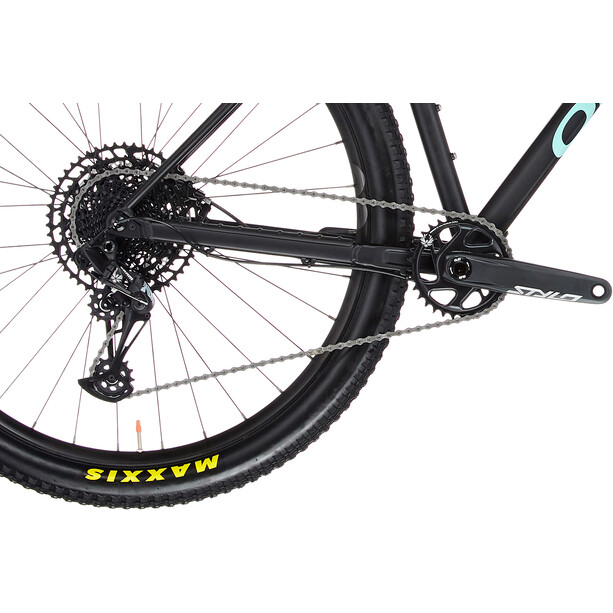 Orbea Alma H10 Eagle black/ice green