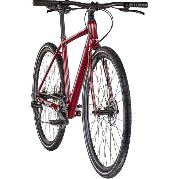 Orbea Carpe 40 metallic red