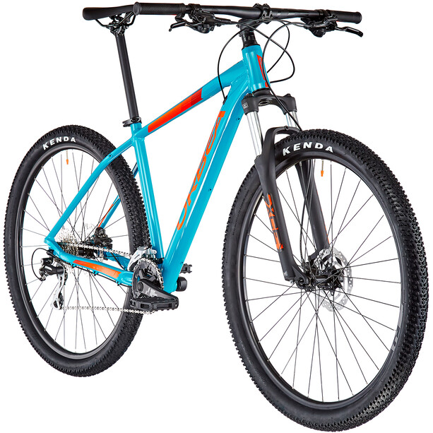 Orbea MX 50 blue/red