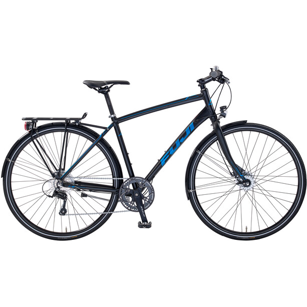 FUJI Absolute City 1.1 satin black/blue