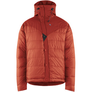Klättermusen Atle 2.0 Jacket Herr molten lava molten lava