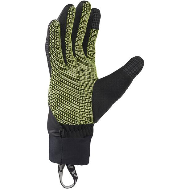 Camp G Air Handschuhe black/lime
