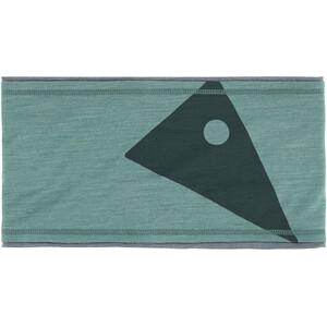 Klättermusen Eir Headband grön/grå grön/grå