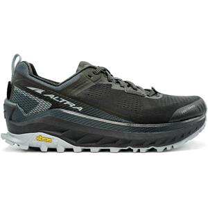 Altra Olympus 4 Running Shoes Women black/lt blue black/lt blue