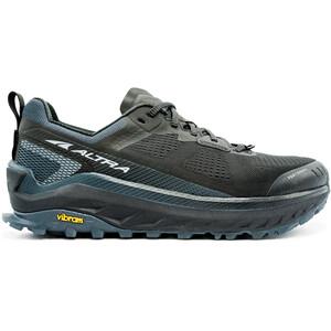 Altra Olympus 4 Running Shoes Men svart/blå svart/blå