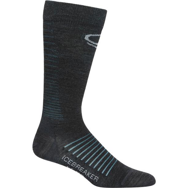 Icebreaker Ski+ Compression Ultralight OTC Socks Women svart