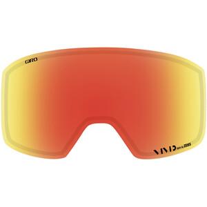 Giro Axis/Ella Lens, pomarańczowy pomarańczowy