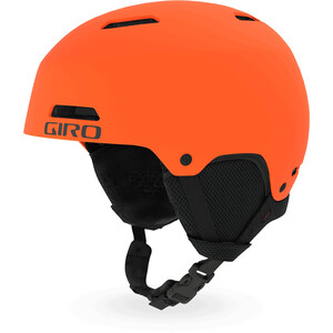 Giro Crüe Helm Damen matte bright orange matte bright orange