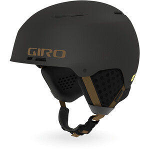 Giro Emerge MIPS Helm Herren schwarz schwarz
