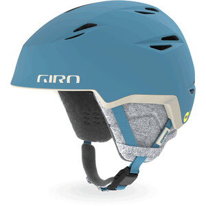 Giro Envi MIPS Helm Damen blau blau