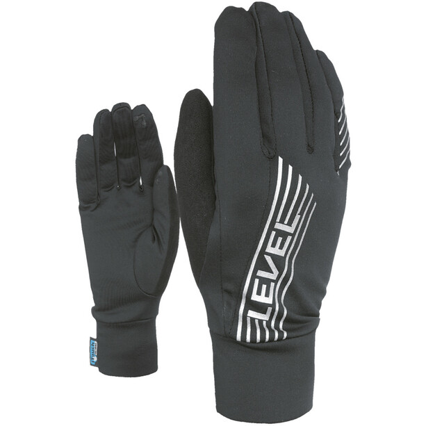 Level Spider Handschuhe Herren black