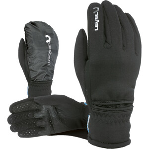 Level Trail I-Touch Polartec Handschuhe Herren dark dark