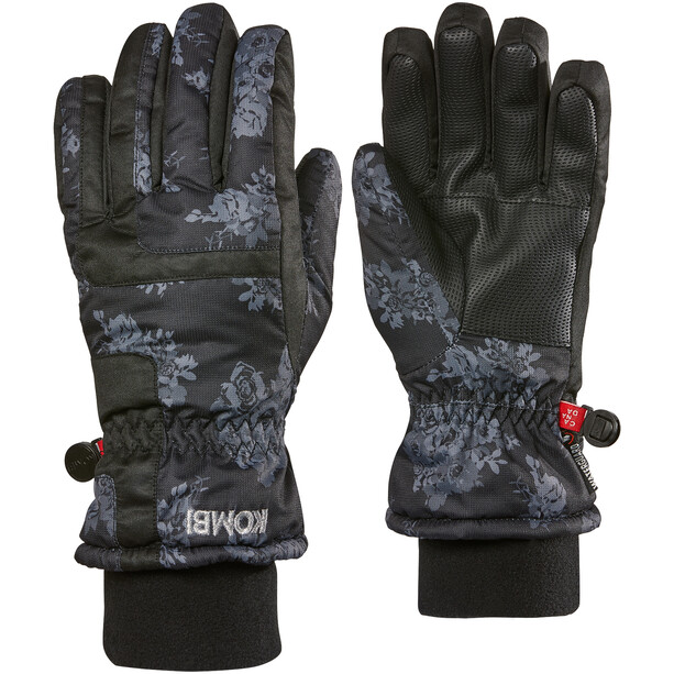 KOMBI Tucker Gloves Youth tonal floral