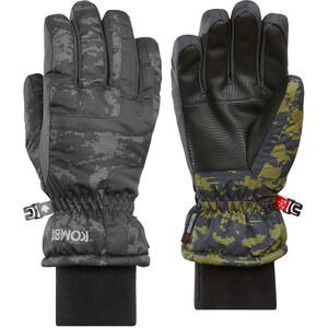 KOMBI Tucker Gloves Youth svart/oliv svart/oliv