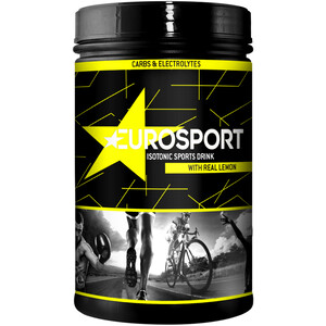 Eurosport nutrition Isotonic Sports Drink Powder 600g, lemon