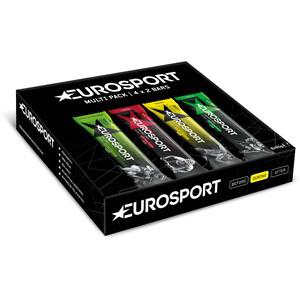 Eurosport nutrition Multi Pack Bar Box 4 x 2 x 45g Gemischt