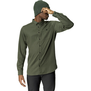 Houdini Out And About Shirt Herr willow green willow green