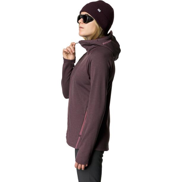 Houdini Outright Houdi Fleece Jacket Dam violett