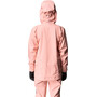 Houdini RollerCoaster Jacket Women beaker pink