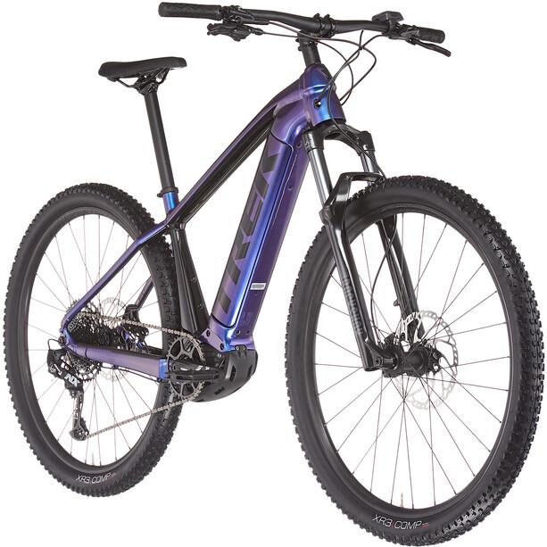 Trek Powerfly 5 purple flip/trek black