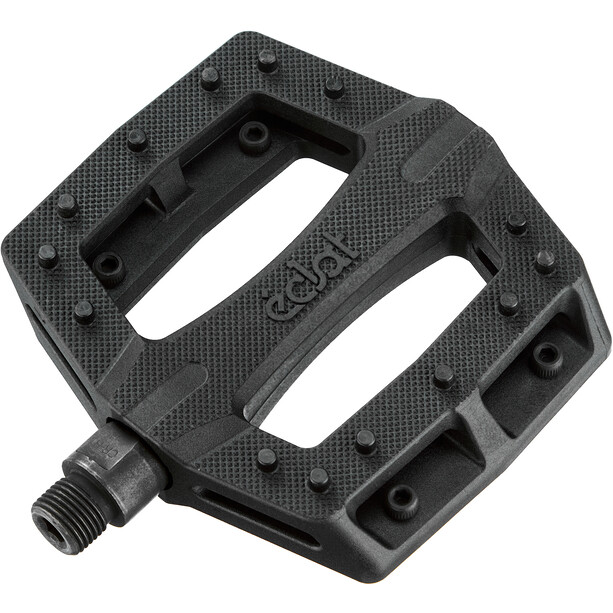 Eclat Contra BMX Pedals Nylon svart