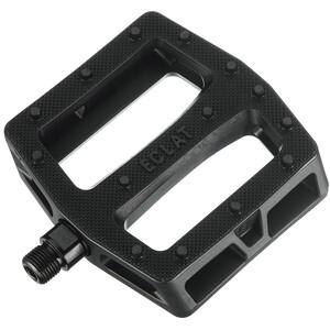 Eclat Seeker BMX Pedale Nylon/Glasfaser schwarz schwarz