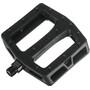 Eclat Seeker BMX Pedale Nylon/Glasfaser black