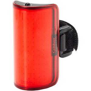 Knog Cobber Mid Rücklicht rot/schwarz rot/schwarz