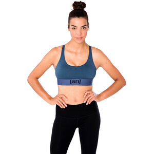 super.natural Motion Top Damen dark denim dark denim