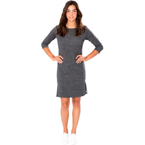 super.natural Cozy Kleid Damen caviar melange caviar melange